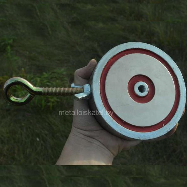 Поисковый магнит Непра двухсторонний 600x2 кг