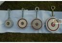 Поисковый магнит Непра двухсторонний М400x2 кг