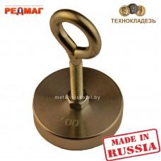 Поисковый магнит Редмаг односторонний F200 кг