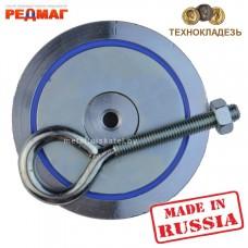 Поисковый магнит Редмаг односторонний F400 кг