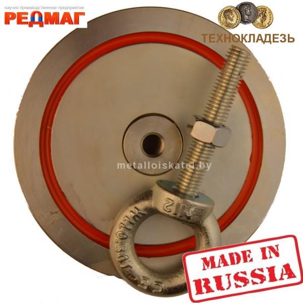 Поисковый магнит Редмаг односторонний F600 кг