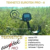 Teknetics Eurotek PRO 8