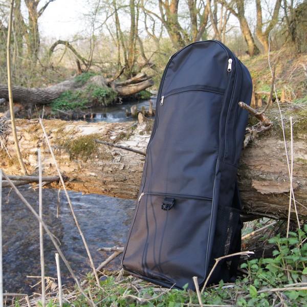 Рюкзак кладоискателя (чёрный)